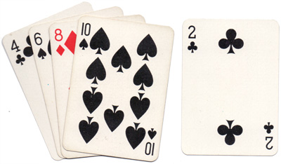 Cribbage Board Collection part 5 - The World of Playing Cards