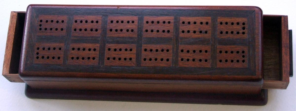 Cribbage Board Collection Part 2 The World Of Playing Cards
