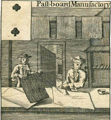 "illustration from ""All the Bubbles"", c.1720"