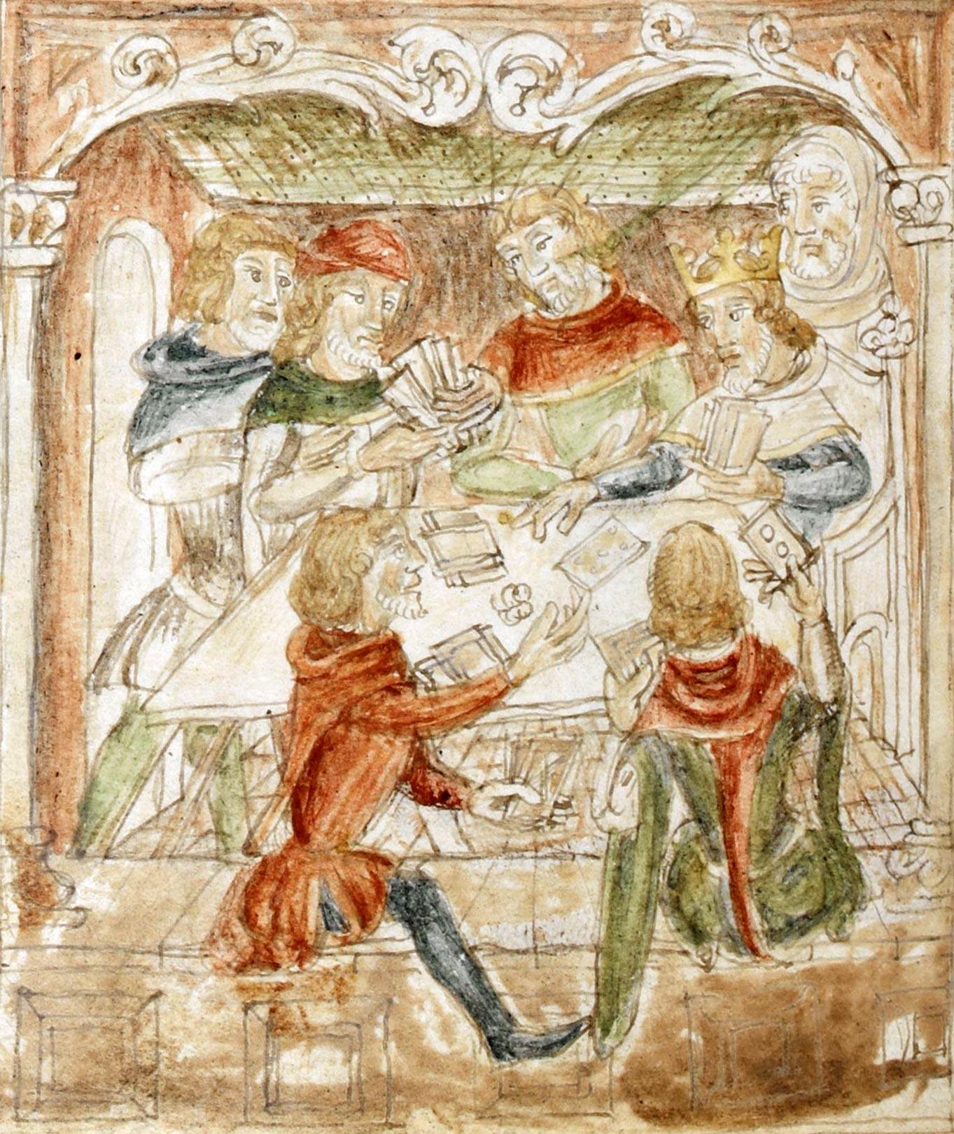 British Library manuscript Add MS 12228