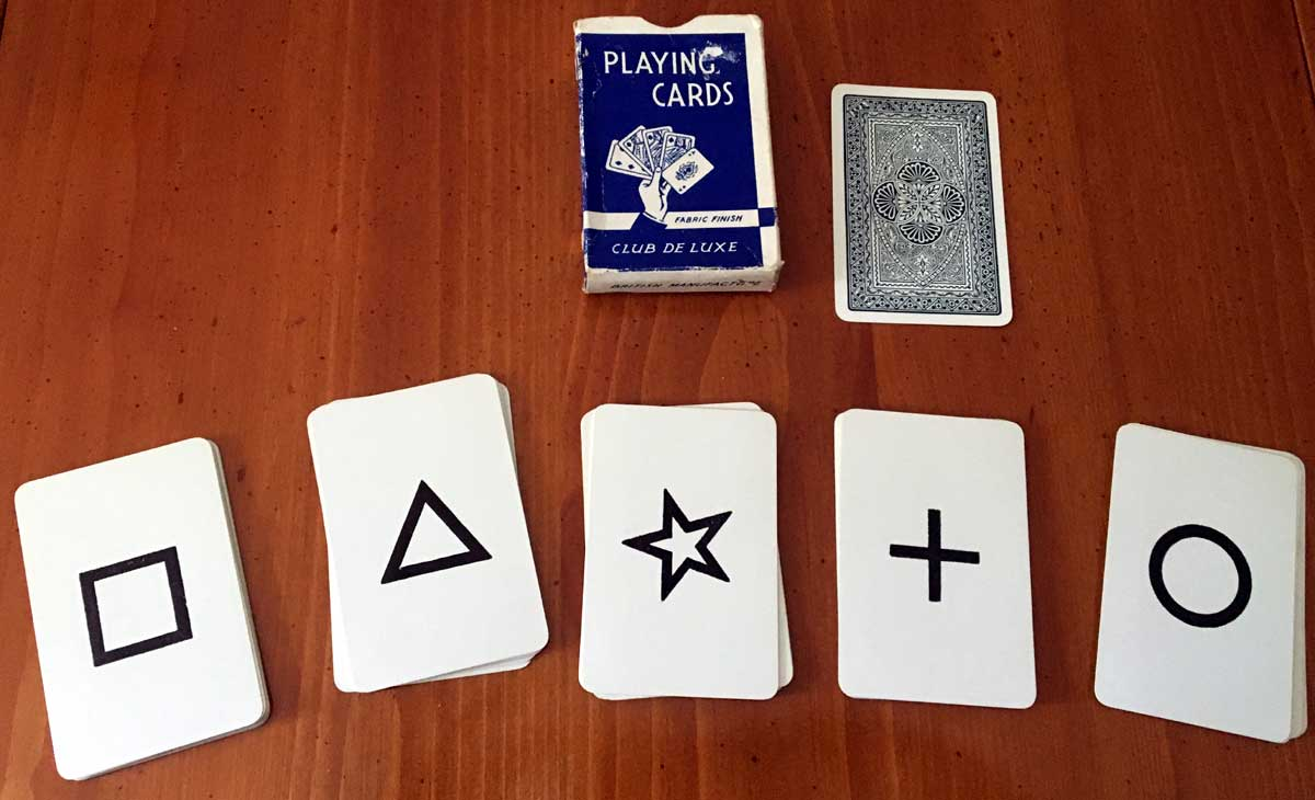 Alf Cooke ESP cards