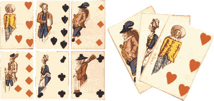 Magic Cards, 1772