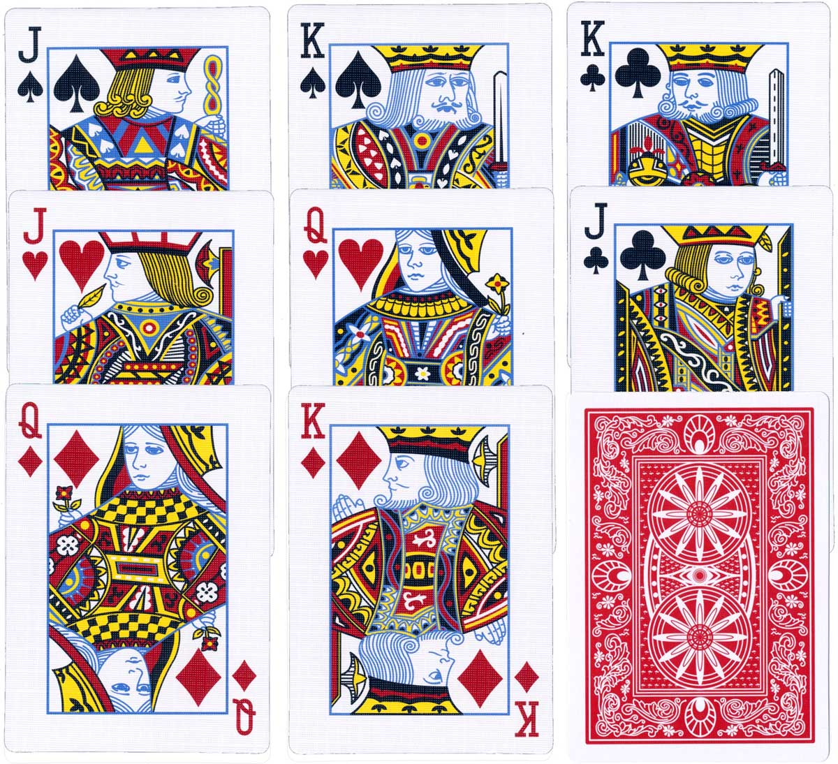 Ridley's Magic Trick Cards, 2011
