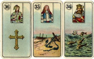 Carreras Fortune Telling Cards, 1926