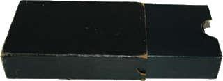 slipcase from 'Pam-C' edition of Rider-Waite tarot, 1920-28