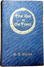 book from 'Pam-A' edition of Rider-Waite tarot, 1910-20