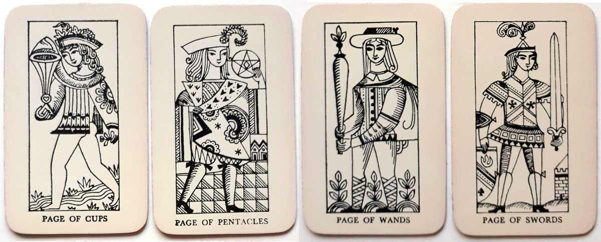 Rolla Nordic Tarot designed by Paul Mathison