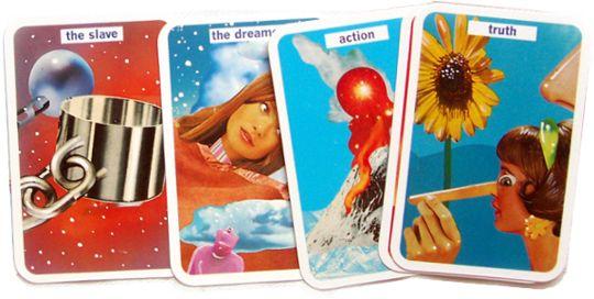 The Sugar Mystic Tarot, 1997