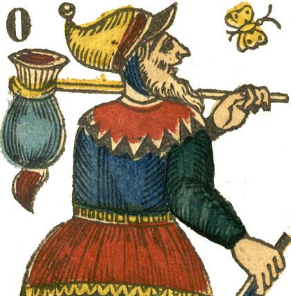 Vergnano Tarot 1826-1851