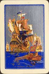 A Galleon of Spain