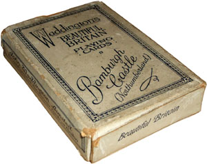 'Beautiful Britain' box for Bamburgh Castle