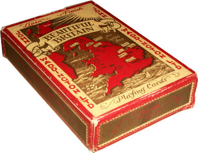 'Beautiful Britain' box 1930s