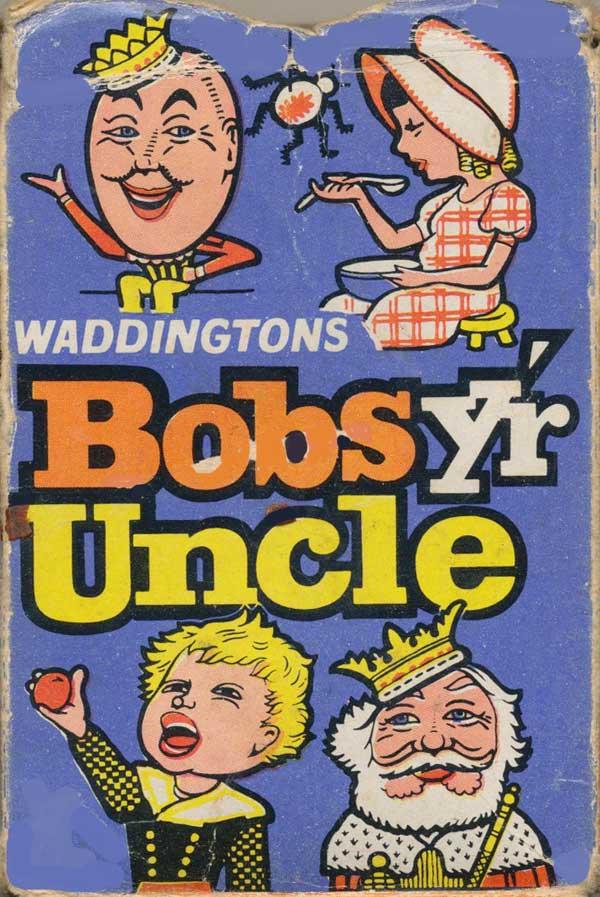 """""""Bobs y'r Uncle"""", 1963"""