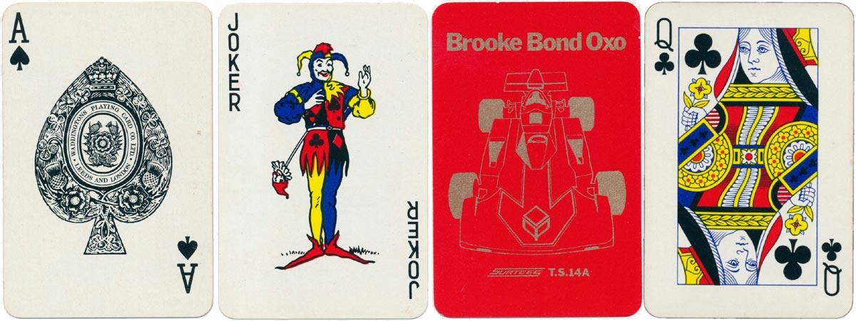 Brooke Bond Oxo, 1973