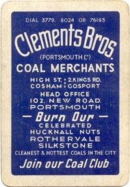 Clements Coal Merchants c.1924