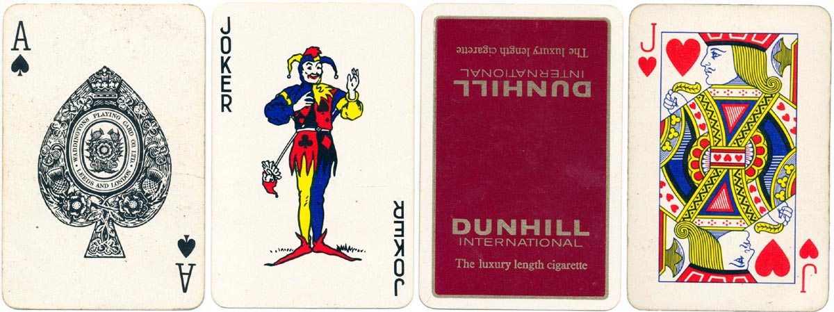 Dunhill International, c.1972