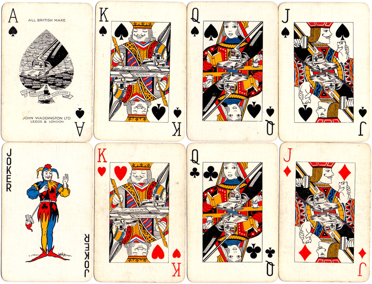 Hoover Ltd Playing Cards The World Of Playing Cards
