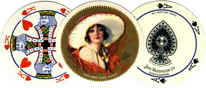 Souvenir of Rio Rita radio musical c.1930