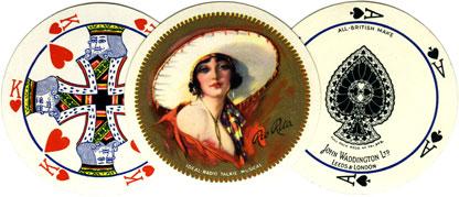 Souvenir of Rio Rita radio musical c.1930