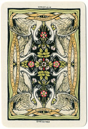 Shakespeare playing cards c.1925