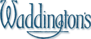 Waddington's logo c.1928