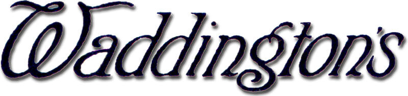 Waddington's logo c.1924