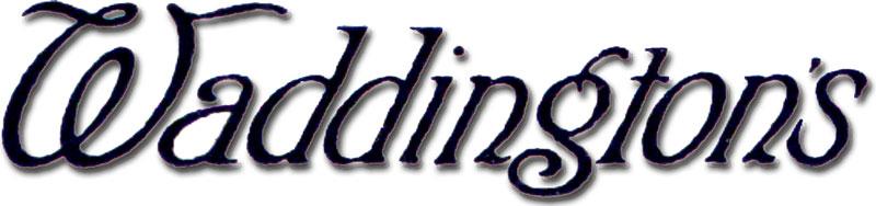 Waddington's logo c.1924
