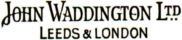 Waddington's logo c.1925-1980