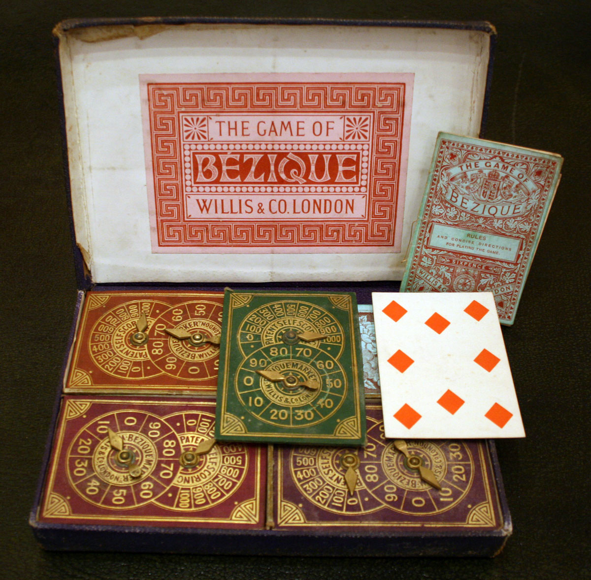 W. H. Willis & Co - The World of Playing Cards